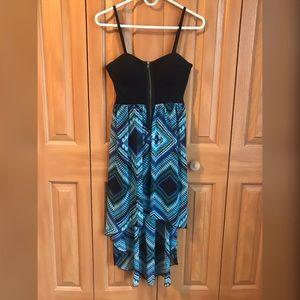 Material Girl High Low Dress